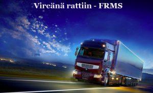 FRM - jaksamista töihin