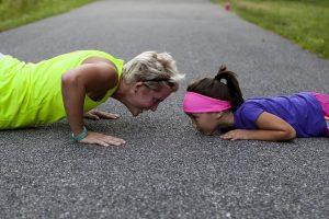 Liikunta voi olla laatuaikaa lapsen kanssa!