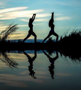 Jooga purkaa stressiä