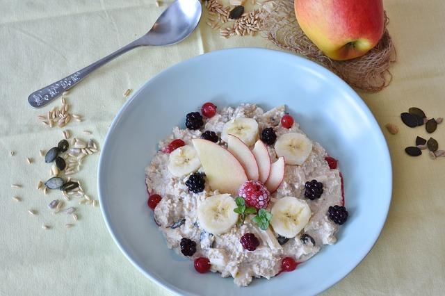 Perusasioita ravinnosta 1. – Aamupala