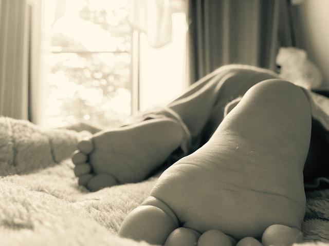 Vanhemmuus ja uni, osa 1 – treeniasiaa